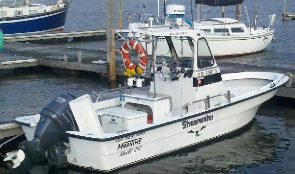 Maritime 20 Pioneer