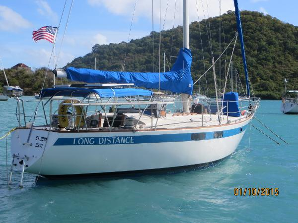 Pearson Day Charter Boat Business