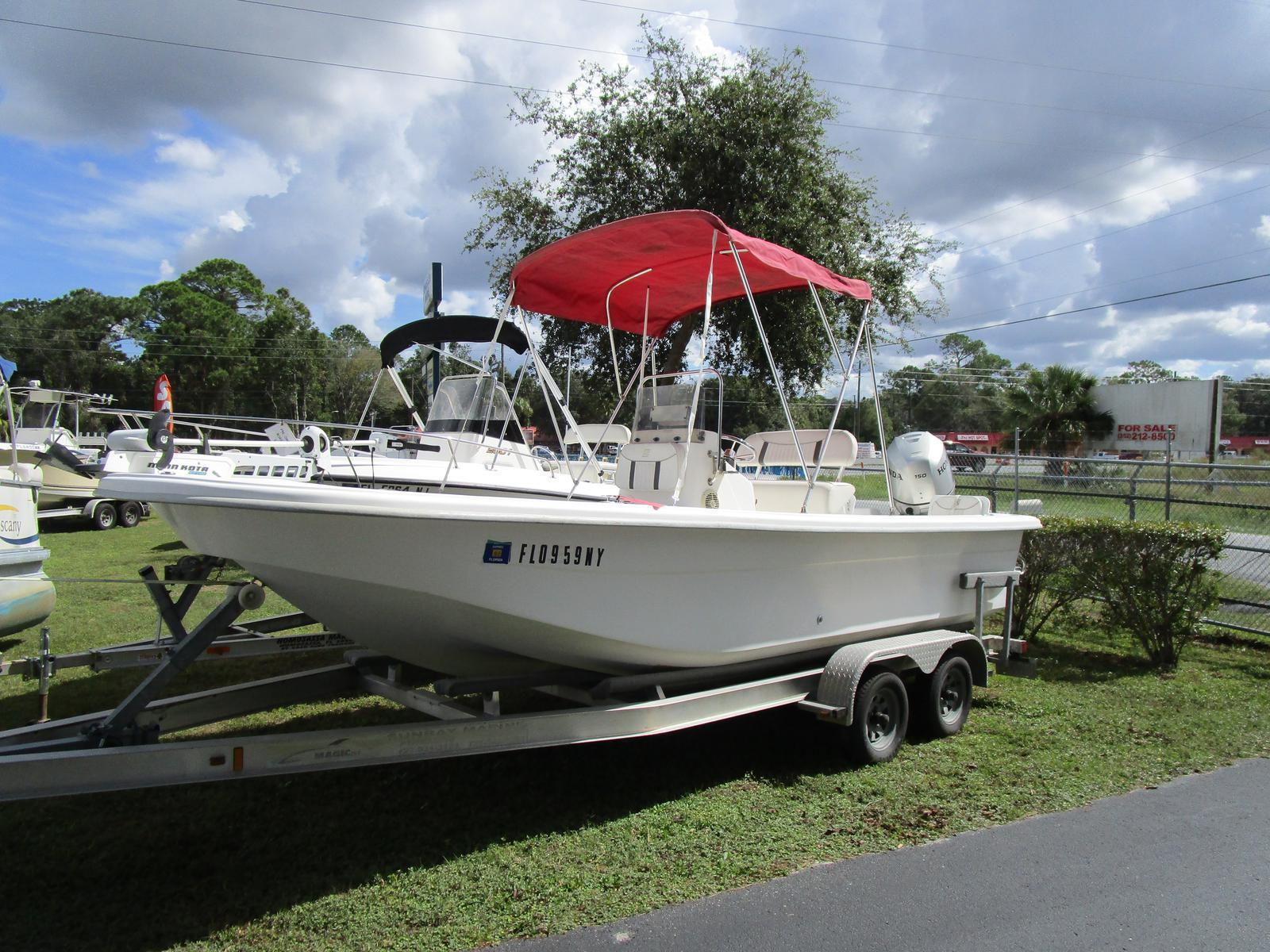Carolina Skiff DLV-Series DLV 218 Elite