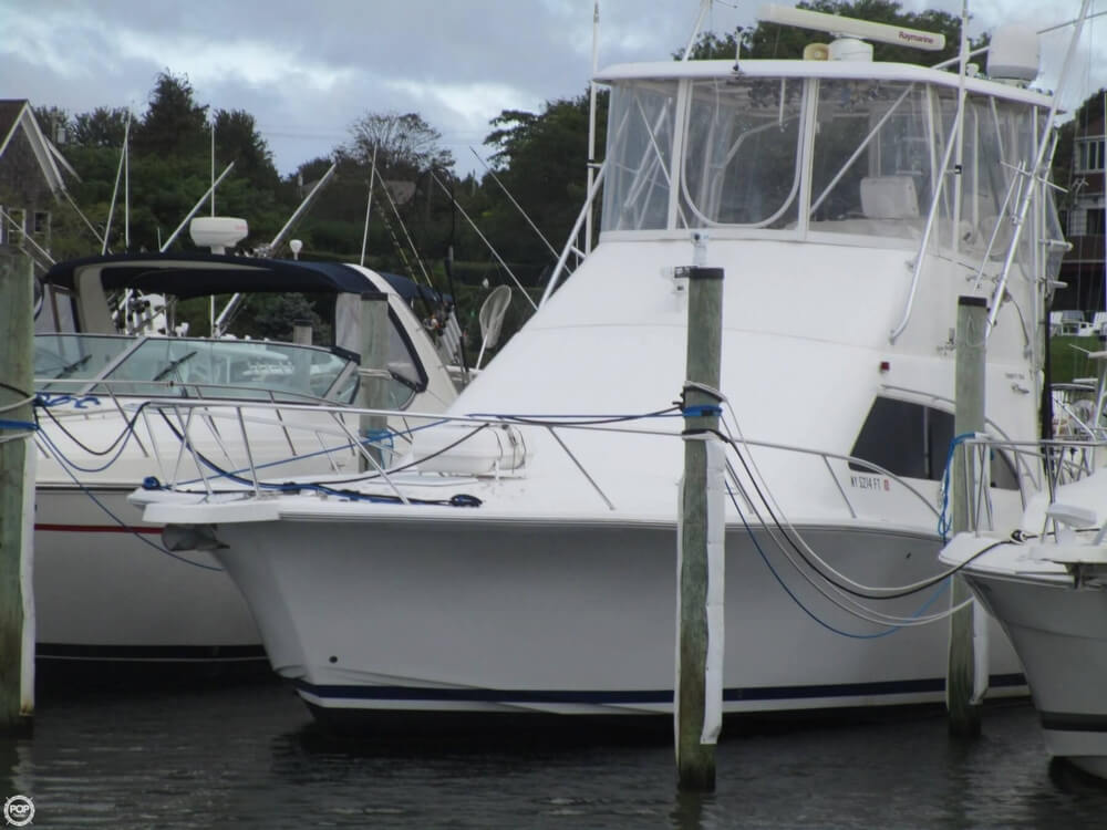 Luhrs CONVERTIBLE 36 2007 Luhrs Convertible 36 for sale in Montauk, NY