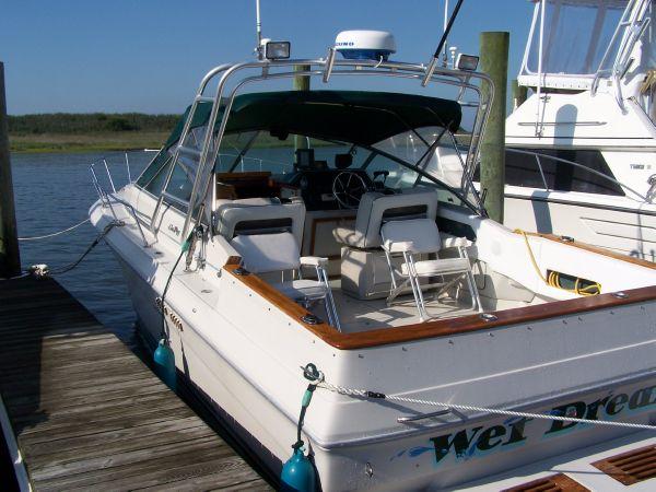 Sea Ray Amberjack 270