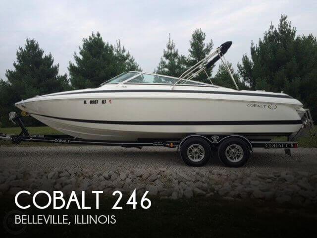 Cobalt 246 2002 Cobalt 246 for sale in Belleville, IL