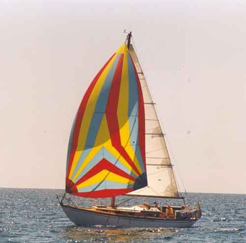 Gallart Twister class, improved Izarra, Twister yacht improved