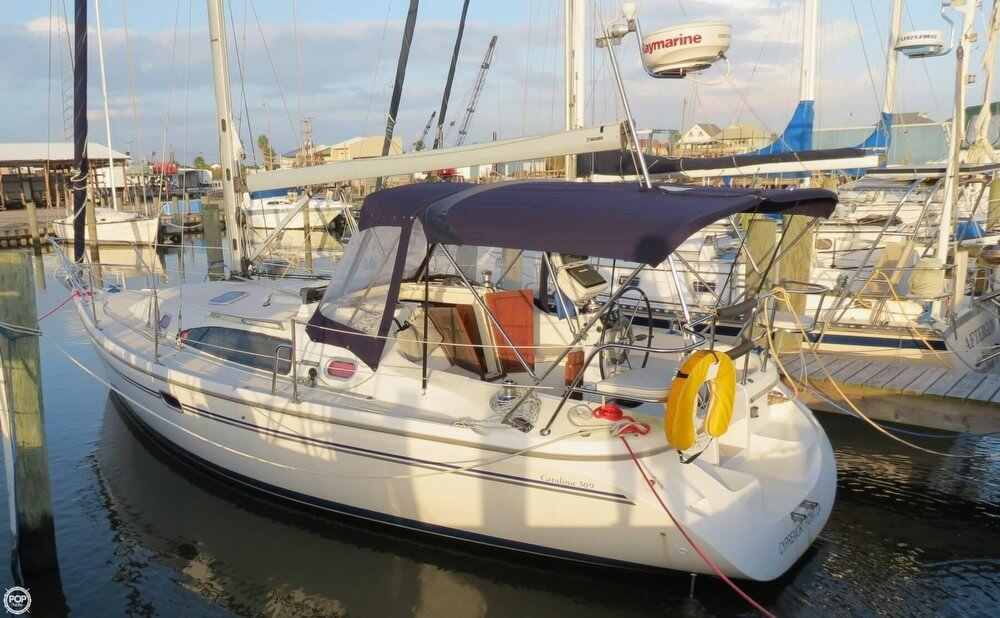 Catalina 309 2008 Catalina 309 for sale in Cypremort Point, LA