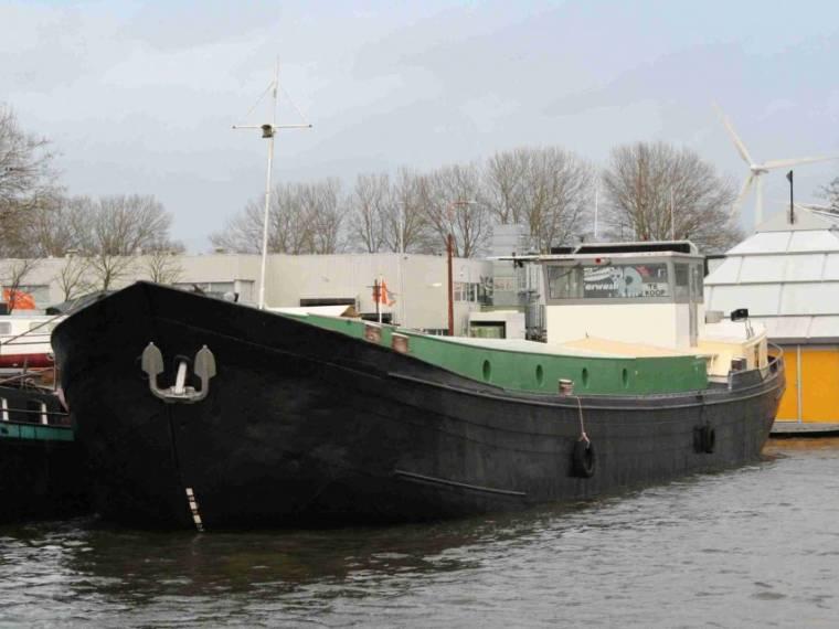 Klipper, Varend Woonschip Met CVO 30.00