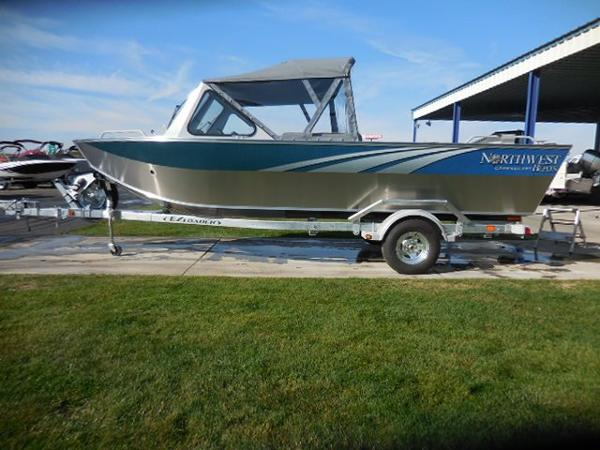 Northwest Boats 207 Compass