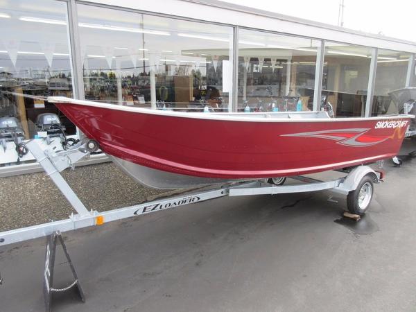 Smoker-craft 15 Alaskan DLX