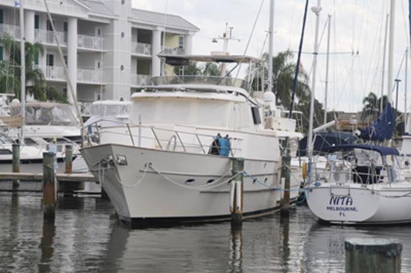 Eagle Fast Trawler Port Bow