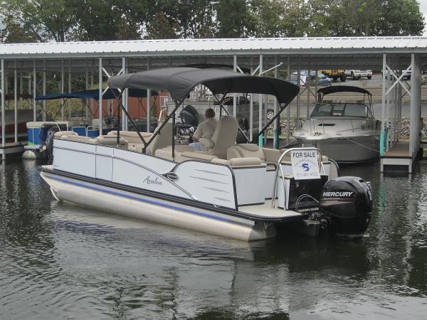 Avalon 2385 Catalina Quad Lounger