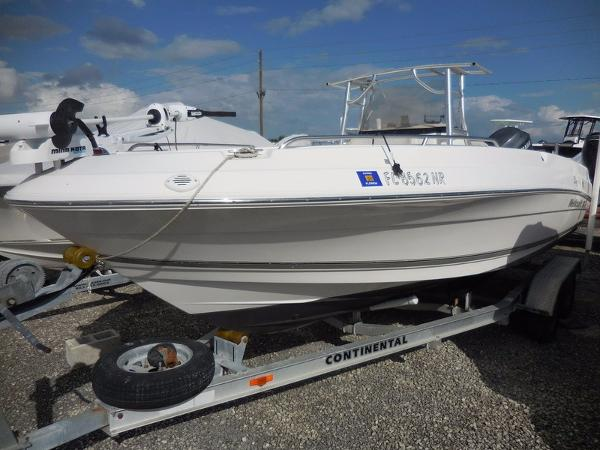 Wellcraft 202 Fisherman CC