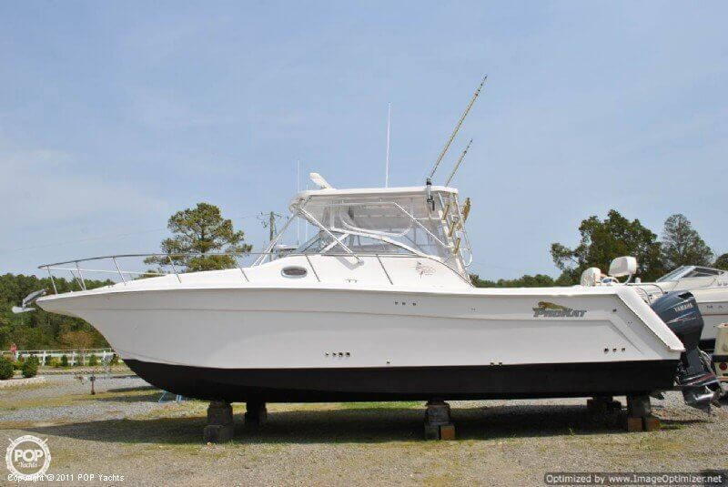 Pro Sport Boats 36 Prokat Sportfish 2007 Pro Sports 36 Prokat Sportfish for sale in Grand Isle, LA