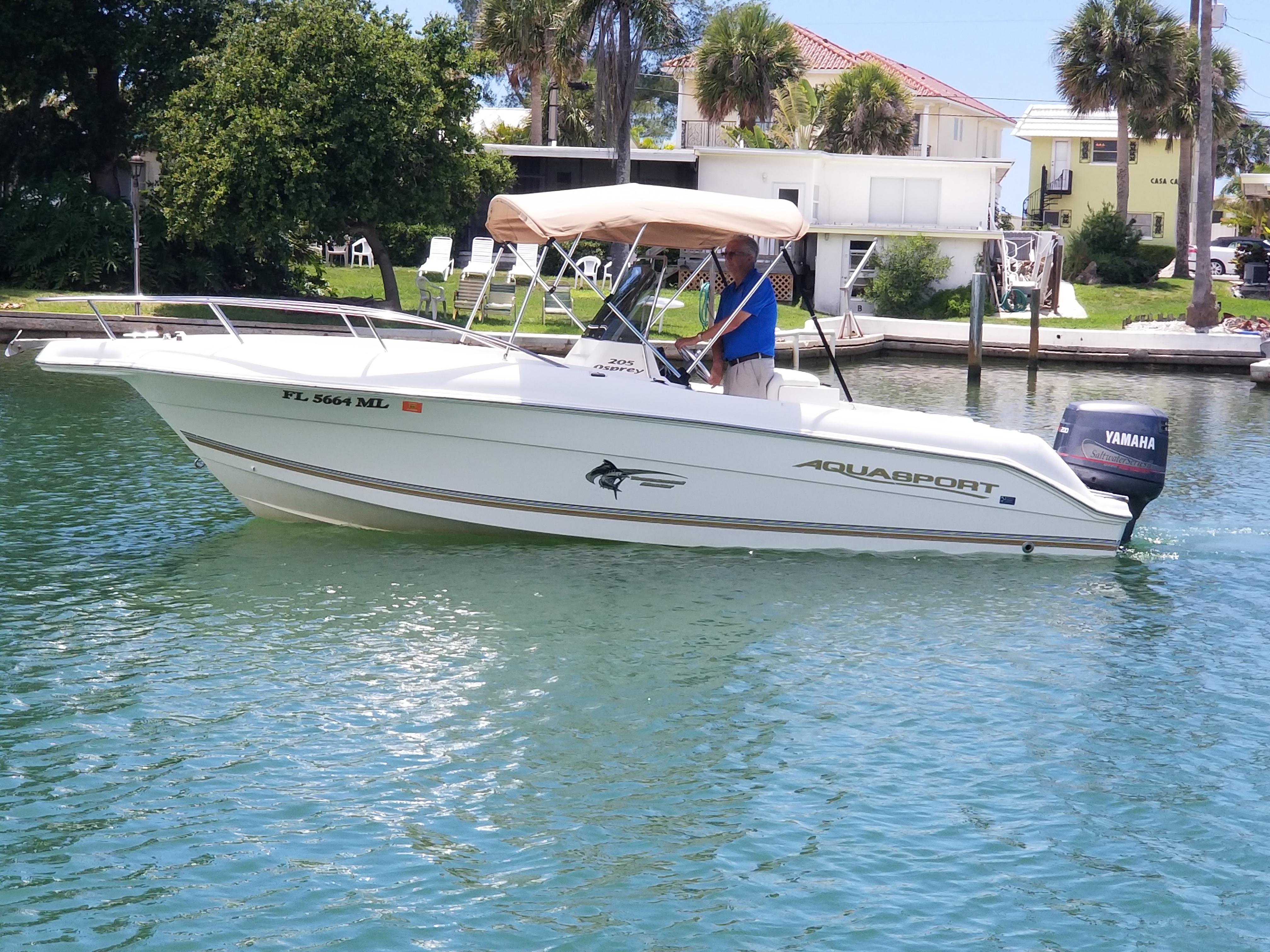 Aquasport 205 Osprey