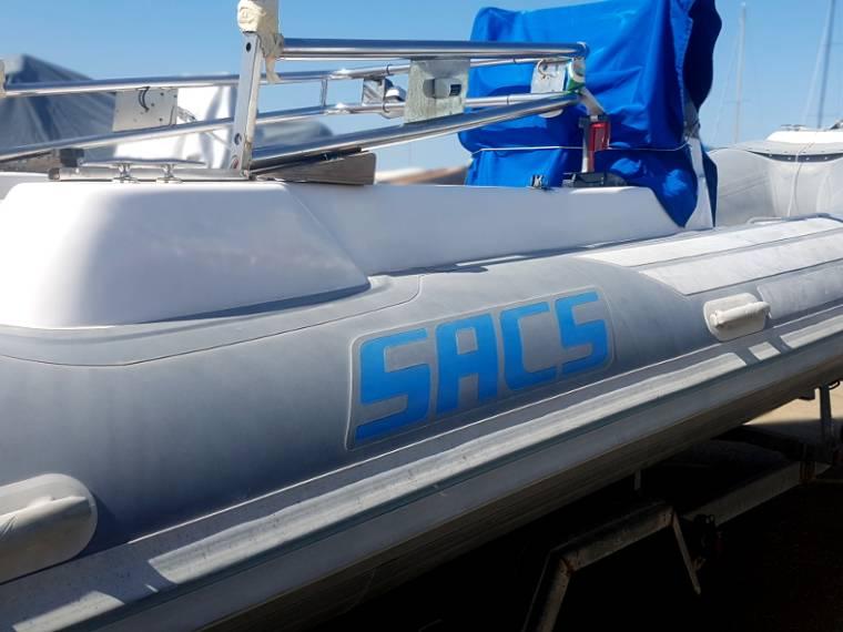 Sacs Marine Gommone Sacs 530