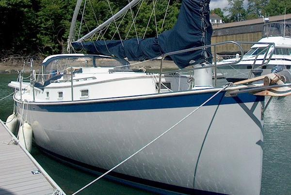 Hinterhoeller Nonsuch 30 Nonsuch 30 Classic - Blue Dolphin - Owners Photo