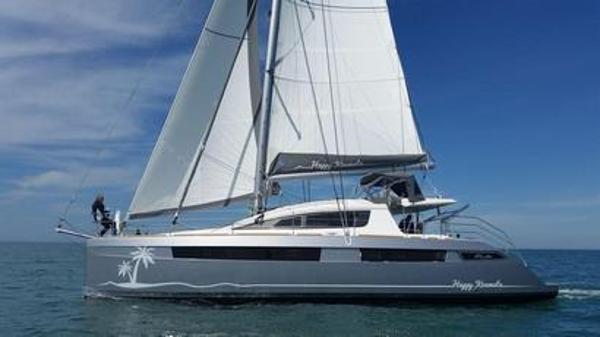 Sailing Multihull