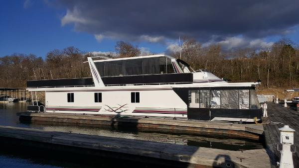 Sharpe 18 X 74 Widebody Houseboat