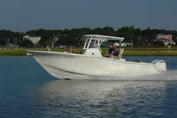 Tidewater Boats 280 CC Adventure