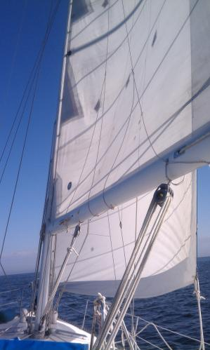 Albin Nimbus 42 Sails