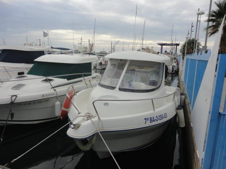 Quicksilver Quicksilver 630 Pilothouse OB