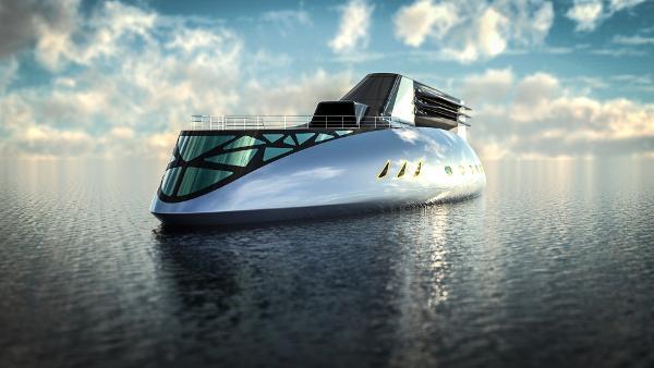 Alarnia E164 Alea Yacht