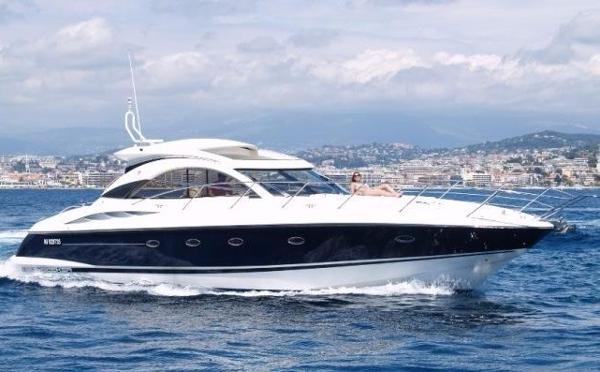 Sunseeker Camargue 50 sunseeker camargue 50 seven yachts