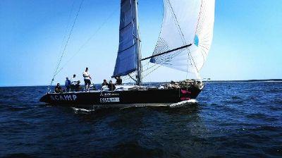 Reichel/Pugh Admirals Cup 44