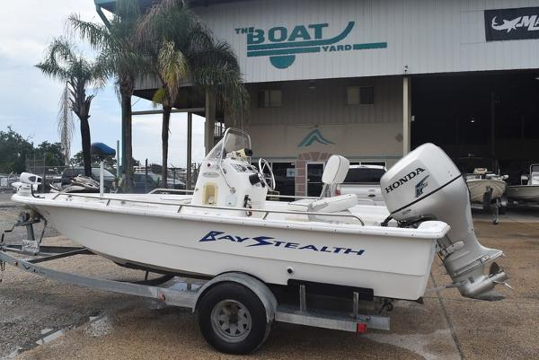 Bay Stealth 19