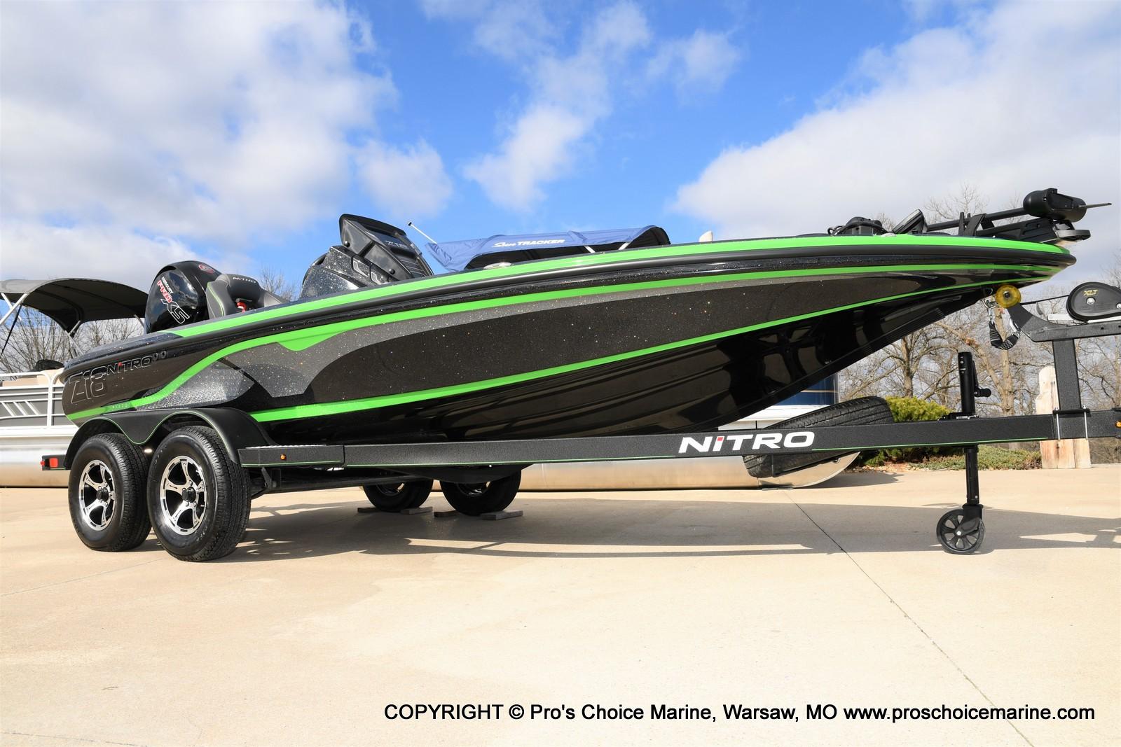 Nitro Z18 Pro Package