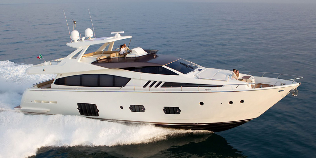 Ferretti Yachts Ferretti 800 HT