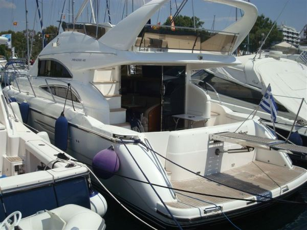 Princess 45 Flybridge Photo 1