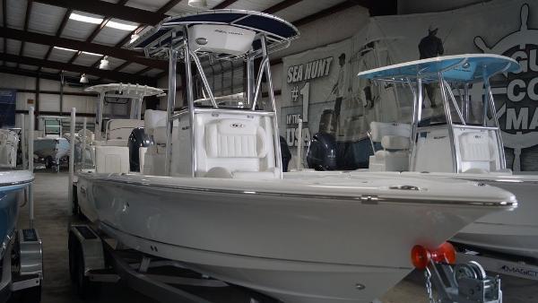 Sea Hunt BX 22 BR
