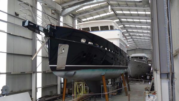 ava yachts ICE CLASS Ice class MotorSailor 27 m