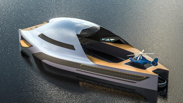 Alarnia G164 Ilyx Catamaran