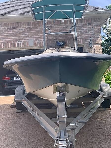 Kenner 21 Center Console 2003 Kenner 21 for sale in Bronson, TX