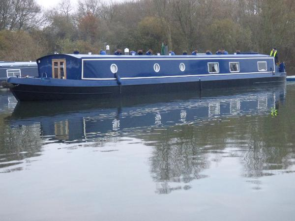 Orchard Marina 65 x 12 Widebeam Narrowboat