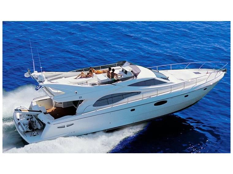 Ferretti Yachts Ferretti 560
