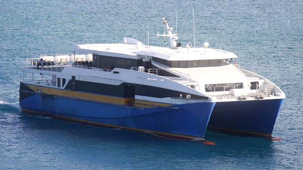 2008 Custom Fast Catamaran Ferry Bahamas Boats Com