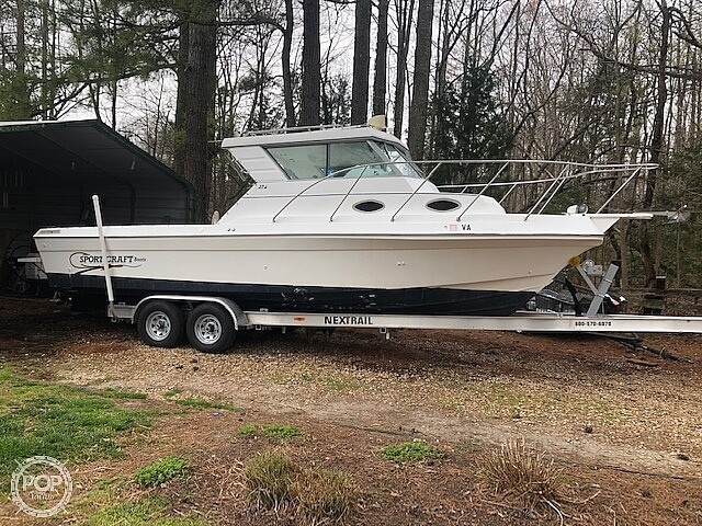 Sport-Craft 272 Fishmaster 1998 Sportcraft 272 Fishmaster for sale in Hayes, VA