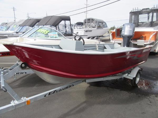 smoker craft 15 alaskan boats for sale