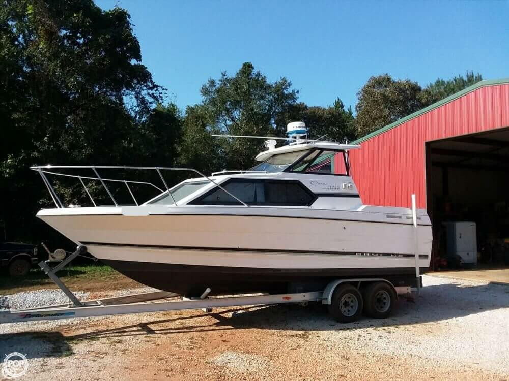 Bayliner 2452 Ciera Express 1999 Bayliner 2452 Ciera Express for sale in Cragford, AL