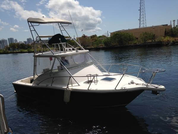 Pursuit 3000 Offshore 1999 Pursuit 3000 Offshore for sale in Miami, FL