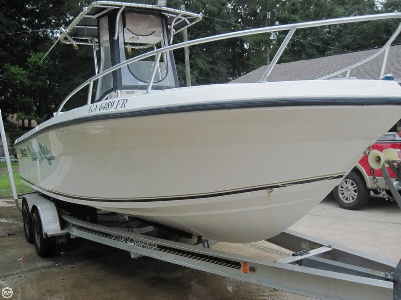 Angler Boats 22 2001 Angler 22 for sale in Kingsland, GA