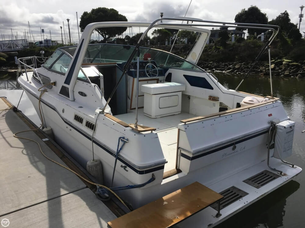 Sea Ray 300 Weekender 1989 Sea Ray 300 Weekender for sale in Emeryville, CA