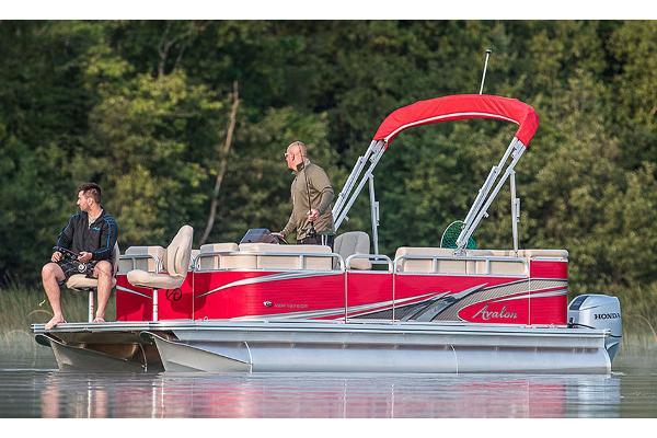 Avalon Venture Cruise Bow Fish - 20'