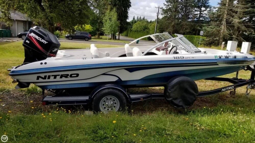 Nitro 189 Sport 2008 Nitro 189 SPORT for sale in Scappoose, OR