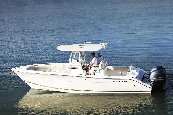 Cobia 277 Center Console Stunning!! Manufacturers Image
