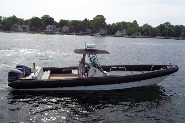Protector 38 Center Console