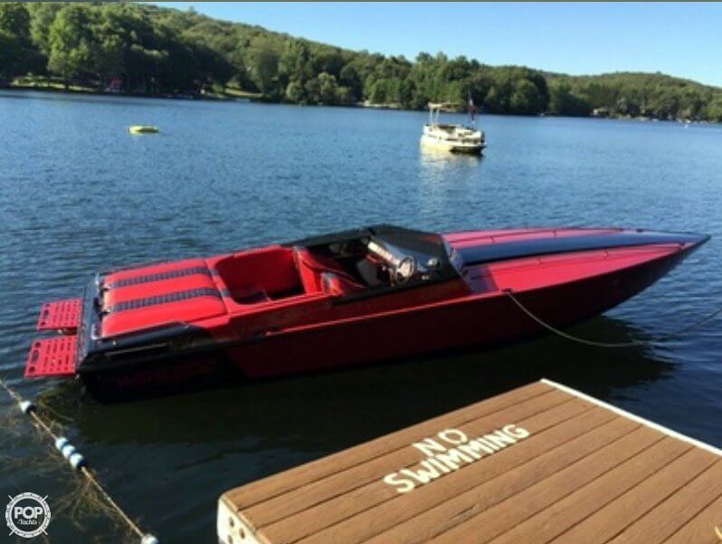 Warlock World Class 23 1987 Warlock World Class 23 for sale in Putnam Valley, NY