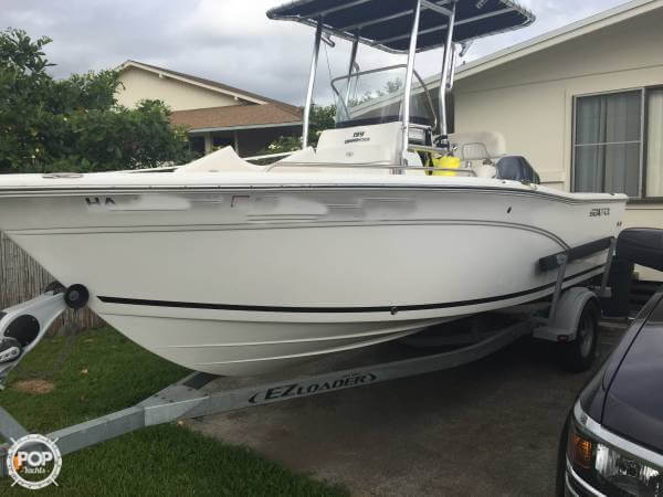 Sea Fox 199 Commander 2014 Sea Fox 20 for sale in Kaneohe, HI