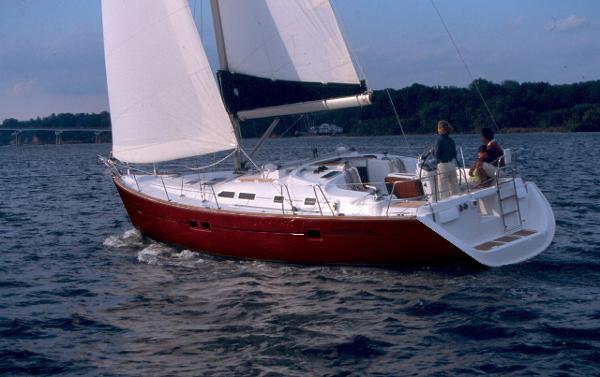 Beneteau 423 Profile - Sistership